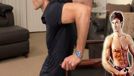 Best Home Workouts, Get Fit With Chair Exercises