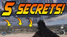 5 SECRETSTHINGS You Probably Don't Know in INFINITE WARFARE (IW Easter Eggs and Glitches)
