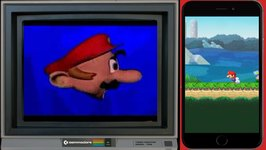 6 Times Mario Jumped Onto Other Platforms