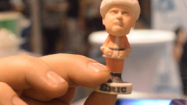 Your very own 3D printed mini me is only a scan away