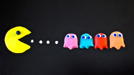 Pac Man Play-Doh