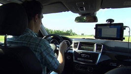 Mercedes-Benz GL-Class Black Crystal Test Drive