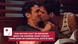 Gay Sex Now Illegal in Michigan