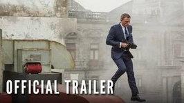 Spectre - Final Trailer -Official