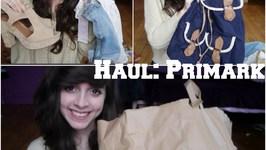Haul: Primark, Cadeau D'Anniversaire, Hema,...