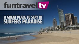 Surfers Paradise, Gold Coast, Queensland Australia