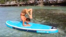 SUP Yoga - Advanced Practice