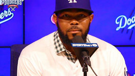 Dodgers Introduce Howie Kendrick - Part 2 - Talks American League Vs. National League