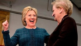 Hillary Clintons Struggles with Woman Voters