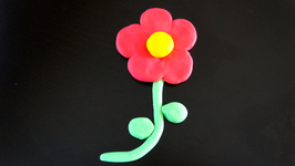 Flower Play-Doh