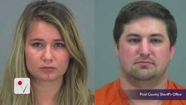Couple Arrested for Abandoning Child to Play Pokemon Go