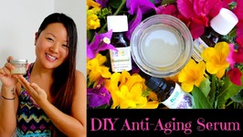 DIY Anti-Aging Serum - Christmas Gift Idea - Natural And Holistic