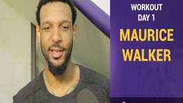 Lakers Pre-Draft Workouts - Maurice Walker