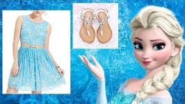 Frozen Inspired Fashion Lookbook - Queen Elsa, Anna, Olaf and More