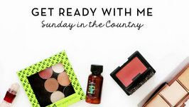Get Ready with Me - Sunday in the Country