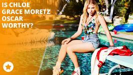 Chloe Grace Moretz finds herself not Oscar worthy yet