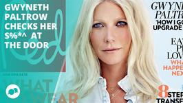 Gwyneth Paltrow had to put her S... aside