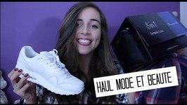 Haul: Forever21, Kiko, Nike, Romwe, Boucleur..