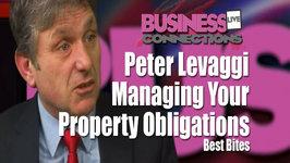 Peter Levaggi - Managing Your Property Obligations Best Bites