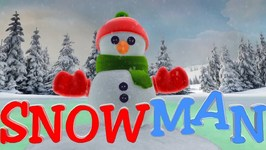 Kids Cartoons In 3D Animation  Mister Car And Snowman