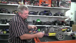 Baja HPI 5B Quick Tune Up Tips