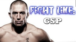 How To Fight Like GSP - 3 Signature Moves