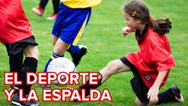 Importancia del deporte para la salud de la espalda en la infancia