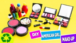 Diy American Girl Makeup Or Cosmetics