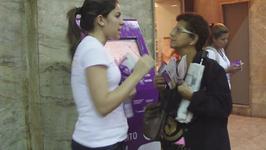 Rio: Electronic Kiosks set up to Combat Gender Violence