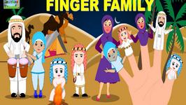 Arabic Dance Finger Family
