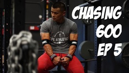 Chasing 600 Ep 5 - Golfers Elbow, Ghost Giveaway, Lower Back Stretch