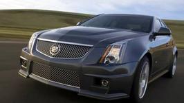 2009 Cadillac CTS-V Review