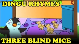 Three Blind Mice Rhymes