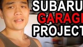 2011 Subaru WRX Garage Project