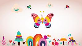 Peace Out Guided Meditation for Kids  6. Butterfly