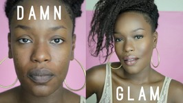 Super Beat Full Face Pretty Girl Glam Makeup