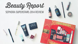 Beauty Report 2014 Holiday Sephora Superstars Review