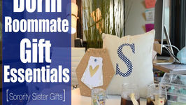 DIY Sorority Gifts for Your New Little  Roommate Gift Ideas