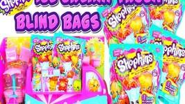 Shopkins Ice Cream Truck Season 3 Shopkins Season 3 Blind Bags