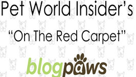 Pet World Insiders On The Red Carpet BlogPaws Edition - The 2015 Nose-to-Nose Awards