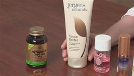 How To Cure Stretch Marks At Home