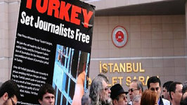 Turkish Journalists Arrested in Massive Police Raid