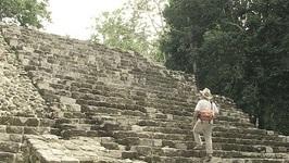 Oxtankah Mayan Ruins In Chetumal - Mexico