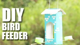 Mad Stuff With Rob - DIY Bird Feeder