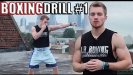 The BEST Boxing Footwork Drill for Beginners