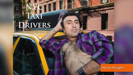 NYC Taxi Drivers Pose for Sexy 2015 Calendar