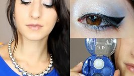 Grwm : Trio Smoky Eyes De Bourjois and Tuto Ondulations ?