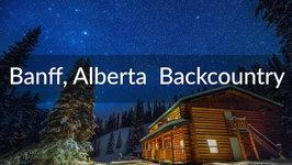 Banff BackCountry To Sundance Lodge