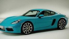 Porsche 718 Cayman - Statement August Achleitner (Vice President )
