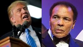 Muhammad Ali Hits Back at Trumps Anti-Muslim Comments